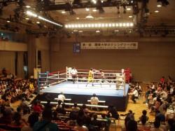 第65回関東大学ボクシングリーグ戦 拓大対農大戦②