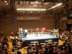 第65回関東大学ボクシングリーグ戦 拓大対農大戦③