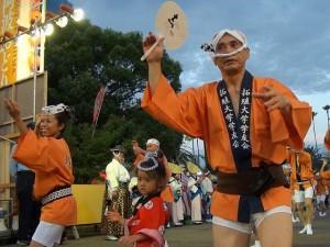 2012年 阿波踊り学友会連①