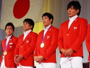 レスリング協会80周年式典・祝賀会①