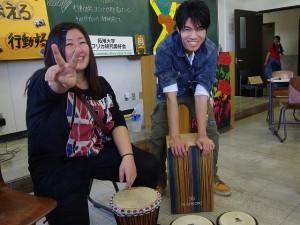 平成24年度 拓殖大学紅陵祭参加・学生交流訪問報告⑧