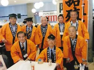 アジアに羽ばたく記念寮歌祭①