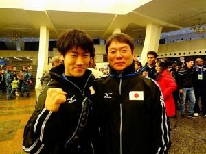 世界ユースボクシング選手権大会①