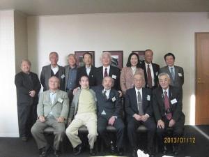 労務管理研究会「いちいの会」新年会