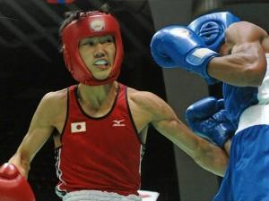 アジアユースボクシング選手権大会①