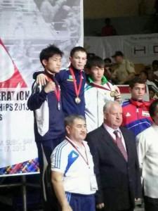 アジアユースボクシング選手権大会②
