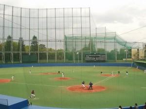 東都大学野球 拓大対東洋大戦①
