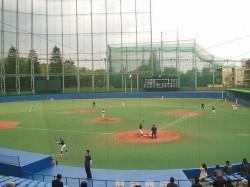 東都大学野球 拓大対東洋大戦②