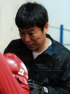 鈴木コーチ