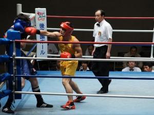 ボクシング東洋大戦