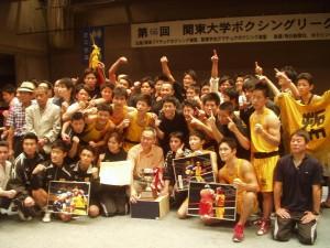 第66回関東大学ボクシングリーグ戦 拓大対東農大①
