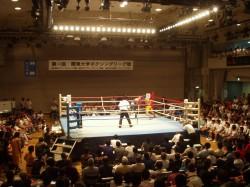 第66回関東大学ボクシングリーグ戦 拓大対東農大②