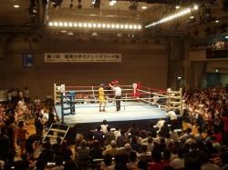 第66回関東大学ボクシングリーグ戦 拓大対東農大③