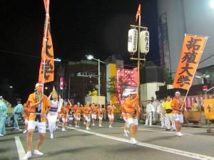 2013年阿波踊り学友会連①