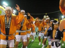 2013年阿波踊り学友会連②