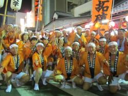 2013年阿波踊り学友会連③