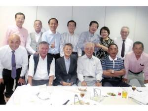 中国研究会OB・OG会