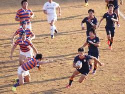 関東大学ラグビーリーグ戦一部 拓大対法大②