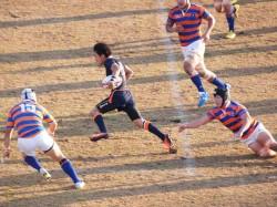関東大学ラグビーリーグ戦一部 拓大対法大③