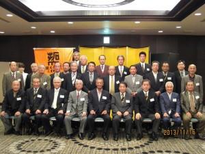 平成25年度三重県支部総会