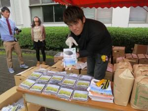 平成25年度 北海道短期大学 紅陵祭学生交流訪問②