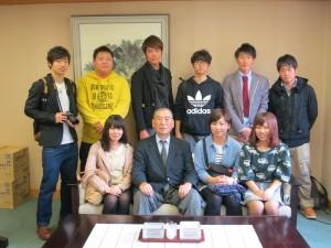 平成25年度 北海道短期大学 紅陵祭学生交流訪問④