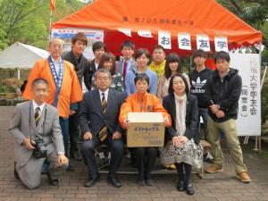 平成25年度 北海道短期大学 紅陵祭学生交流訪問⑤