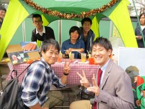 平成25年度 北海道短期大学 紅陵祭学生交流訪問⑥