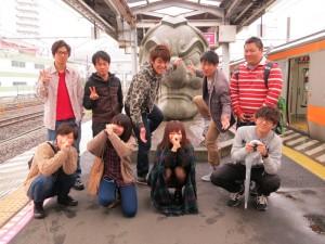 平成25年度 北海道短期大学 紅陵祭学生交流訪問⑧