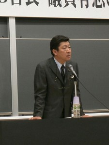 遠藤浩一先生の急逝を悼む