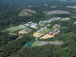 八王子キャンパス航空写真