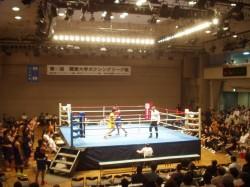 ボクシング東洋大戦③