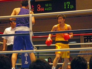 ボクシング東洋大戦④