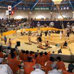 第31回全日本学生選抜相撲宇和島大会①