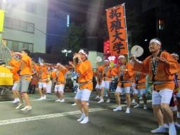 2014阿波踊り学友会連③