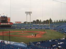 野球亜大戦③