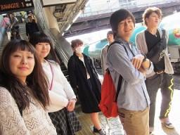 平成26年度 紅陵祭学生交流訪問 07