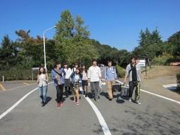 平成26年度 紅陵祭学生交流訪問 15