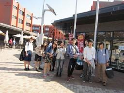 平成26年度 紅陵祭学生交流訪問 16