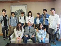 平成26年度 紅陵祭学生交流訪問 21