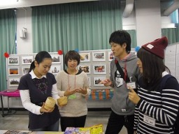 平成26年度 紅陵祭学生交流訪問 25
