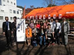 平成26年度 紅陵祭学生交流訪問 26