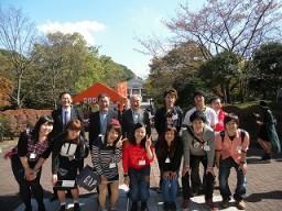 平成26年度 紅陵祭学生交流訪問 38