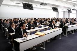 OB・OG企業経営者と学生の集い②