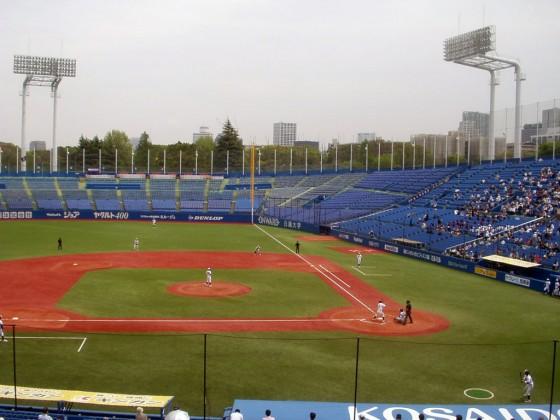 野球中大戦①
