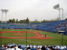 野球中大戦②