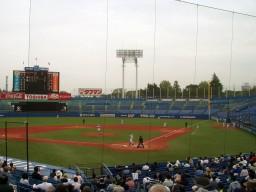 野球中大戦③