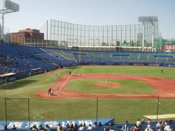 野球亜大戦①