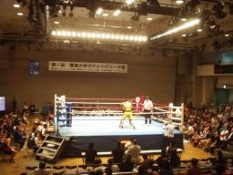 ボクシング東洋大戦②