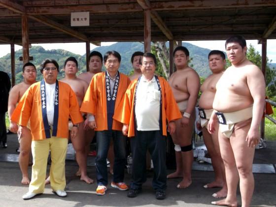 相撲宇和島大会①